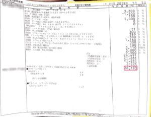 SoftBankの料金明細